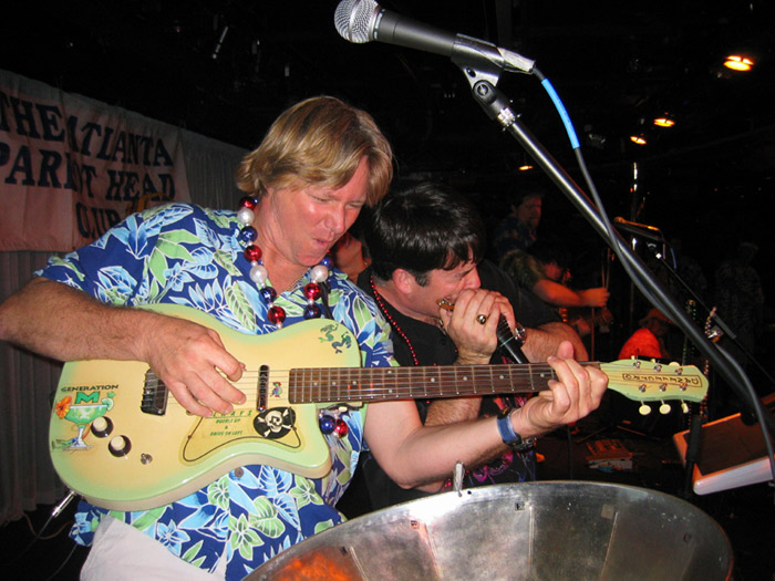 Scott Nickerson and Sunny Jim