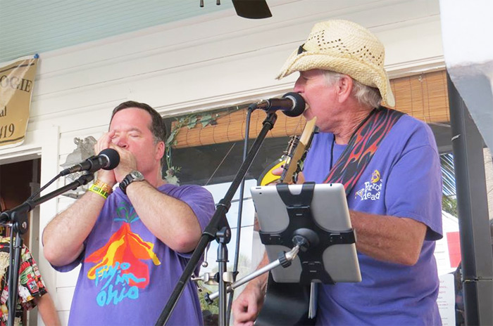 Scott Nickerson and David Burks