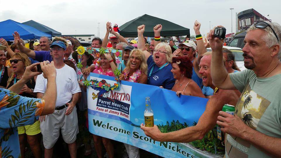 Scott Nickerson Fans